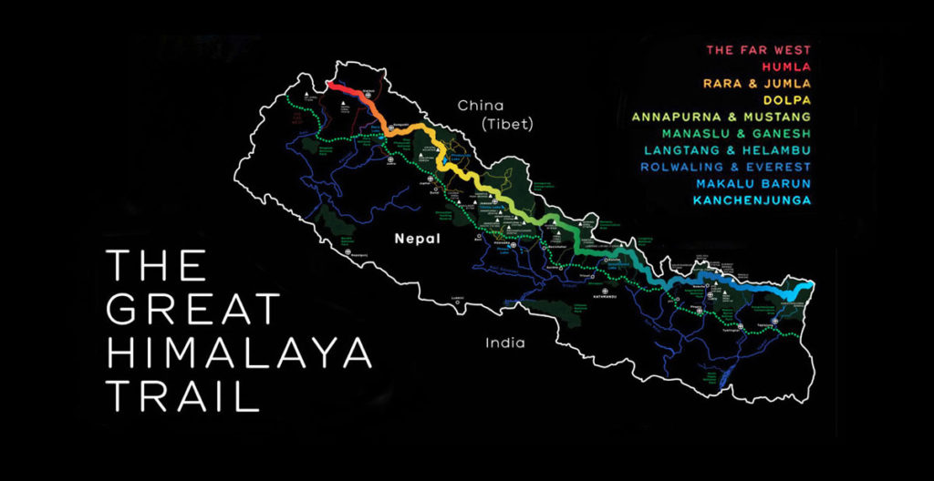 Great Himalaya Trail - image used by permission from Robin Boustead and Richard Bull
